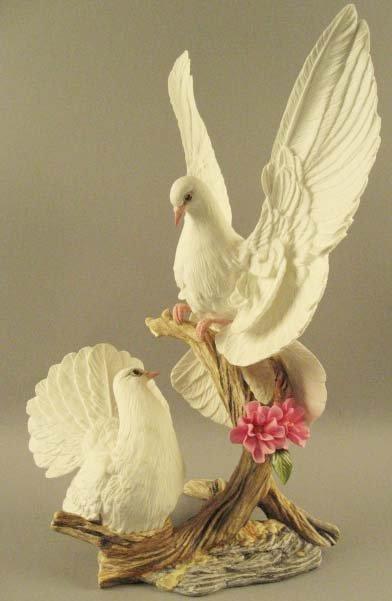 261A: A Boehm Porcelain Bird Figure,