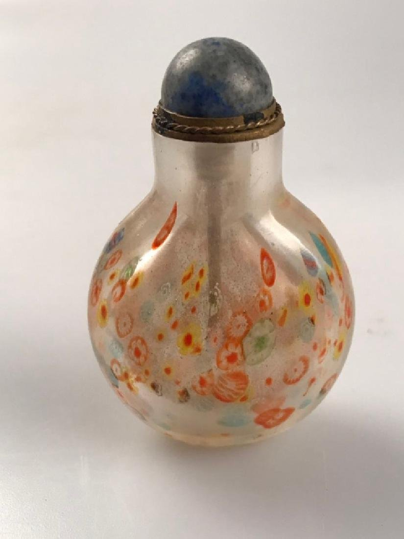 SNUFF BOTTLE