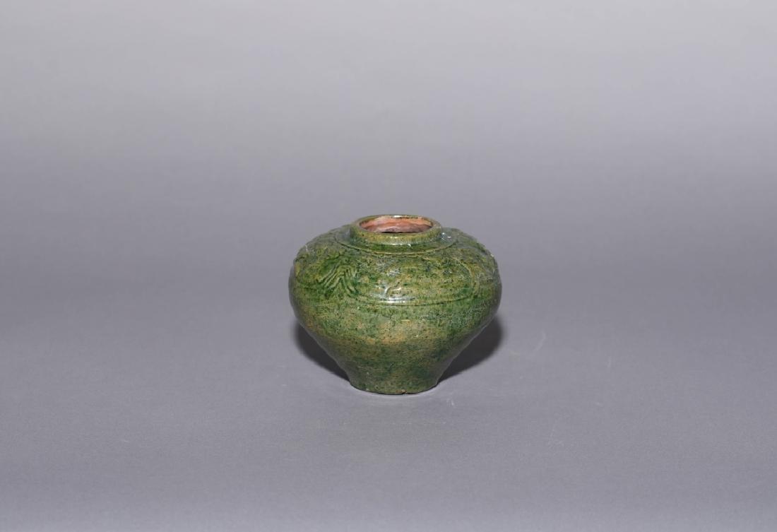 GREEN BEAST GRAIN JAR