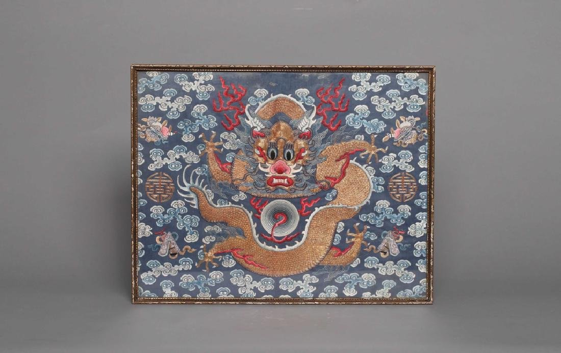 DRAGON EMBROIDERY