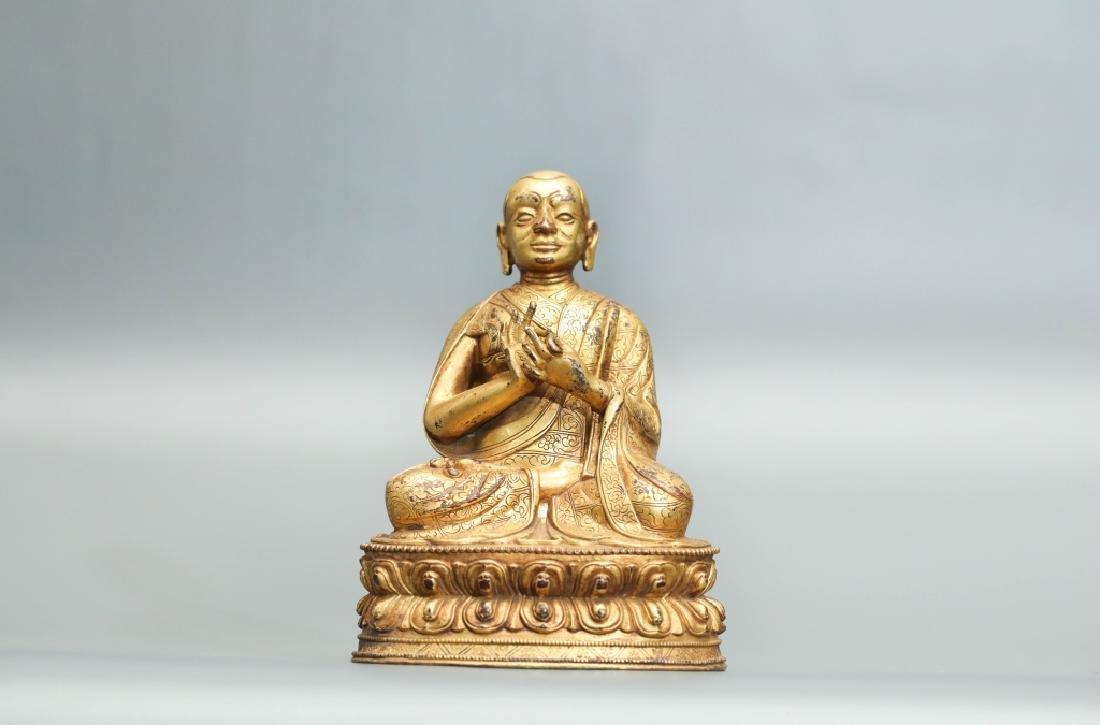 THE MASTER OF BUDDHA