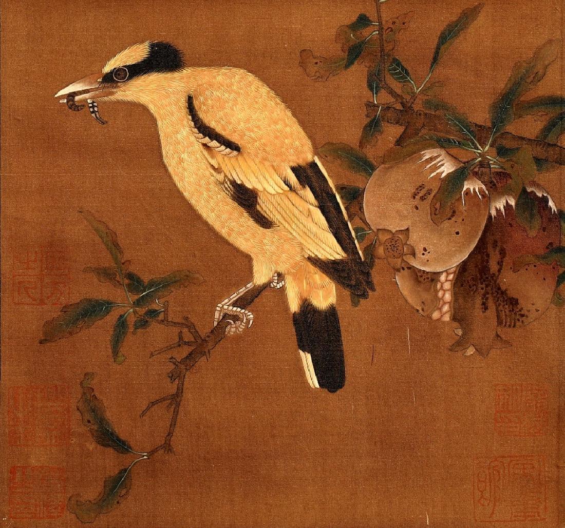 BIRD PAINTING - 2