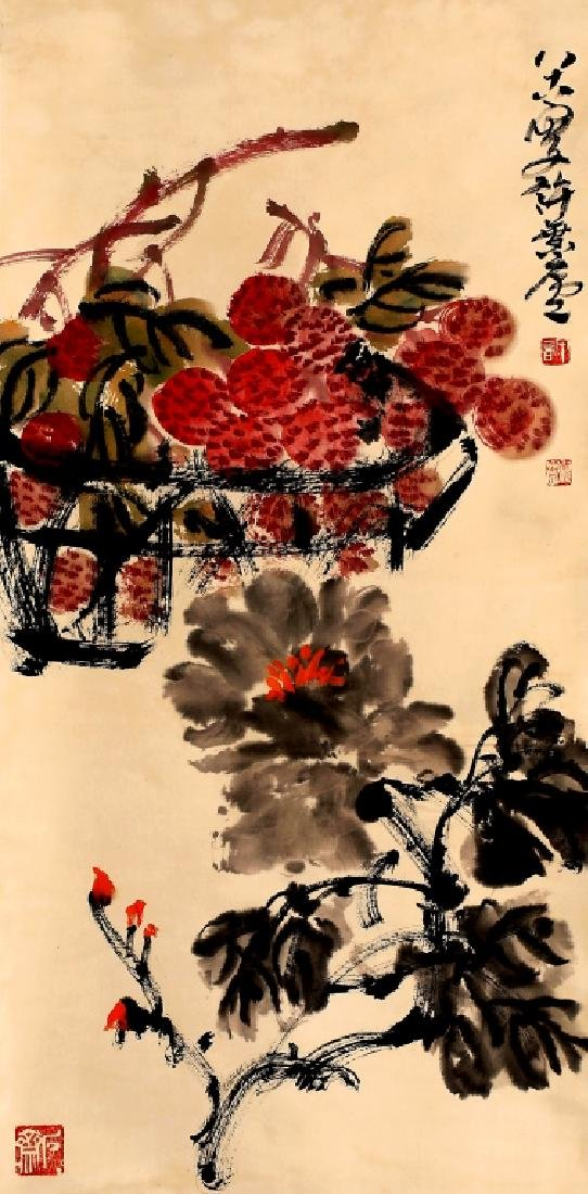 FLOWER PAINTING - 2