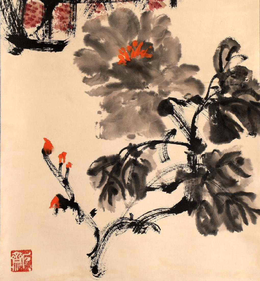 FLOWER PAINTING - 4