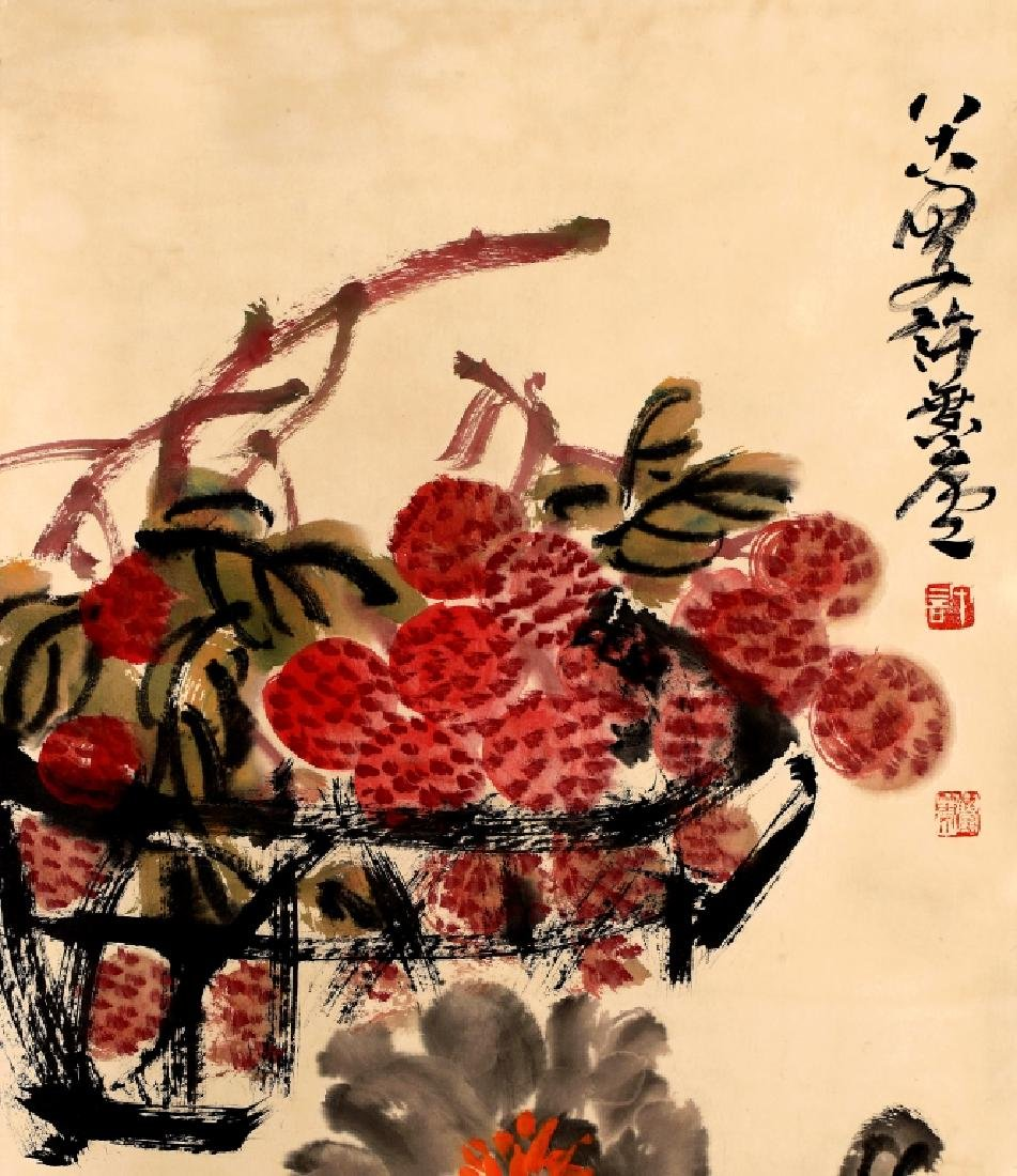 FLOWER PAINTING - 6