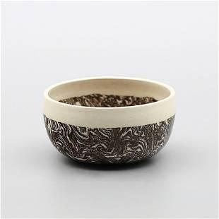 Dang Yang Yu Kiln Mixed Ceramic Bowl