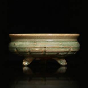 Long Quan Kiln Yin Yang Incent Burner