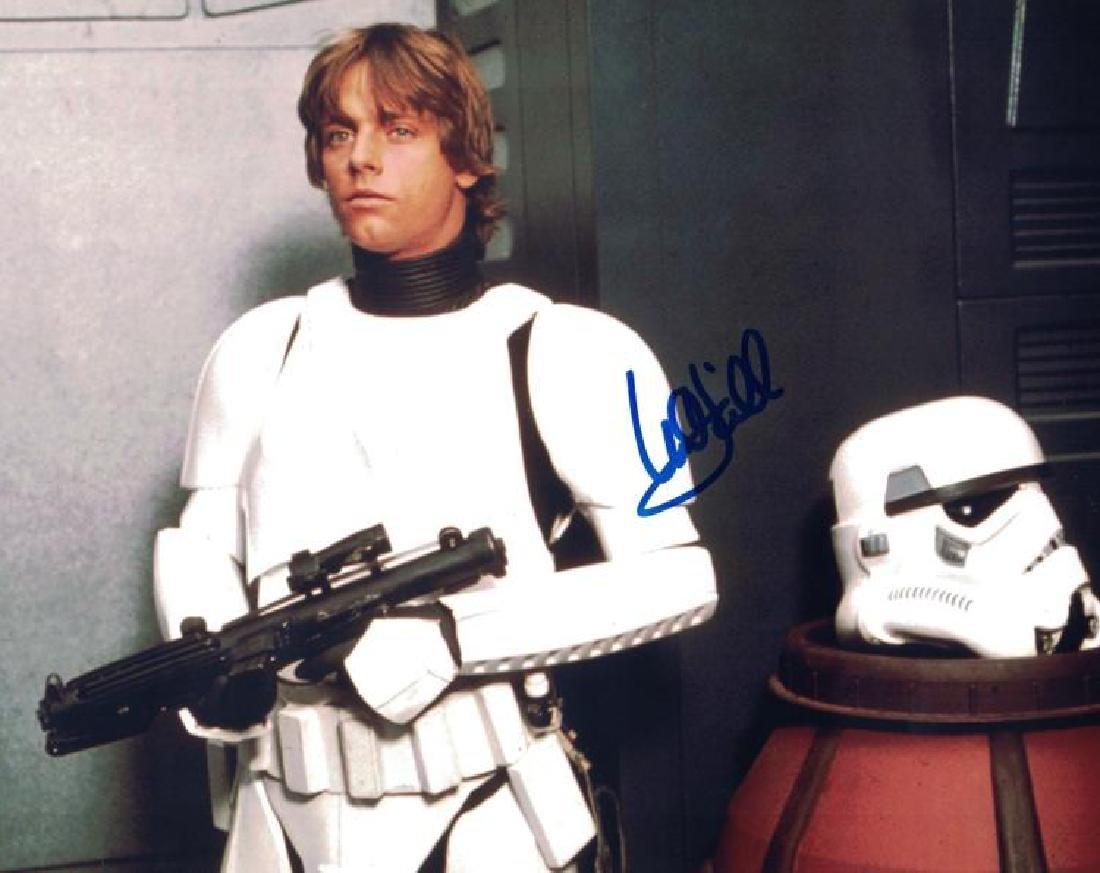 """STAR WARS: A New Hope"" Mark Hamill Signed 8x10 Photo"