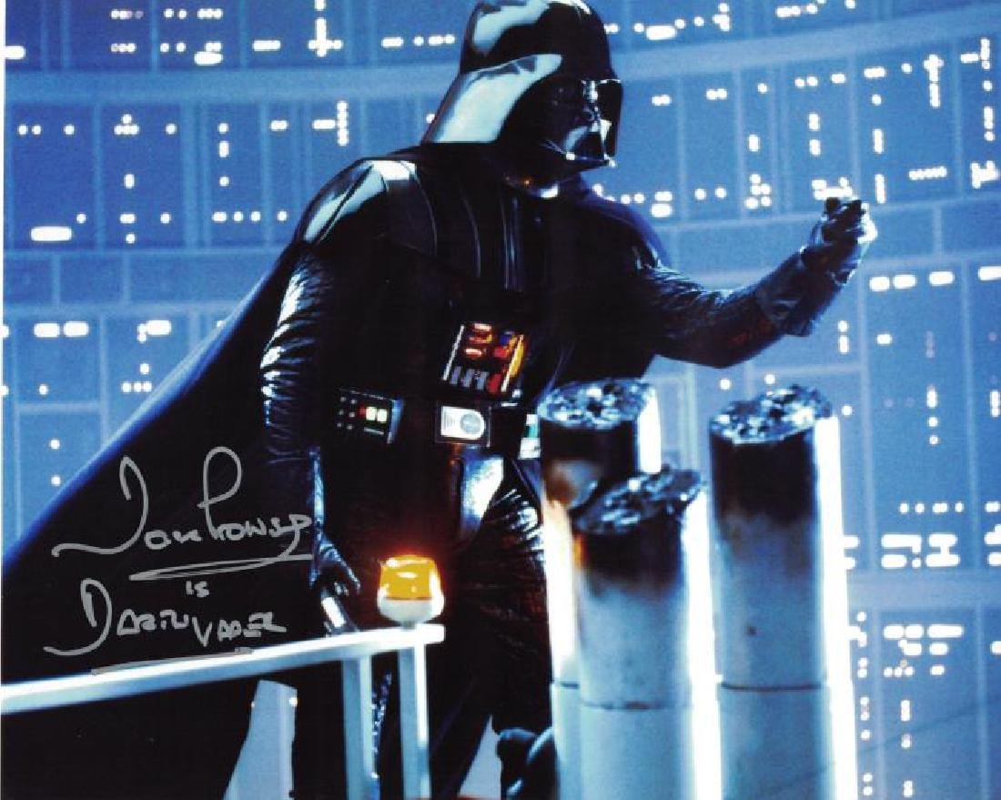 """STAR WARS: The Empire Strikes Back"" 'DARTH VADER'"