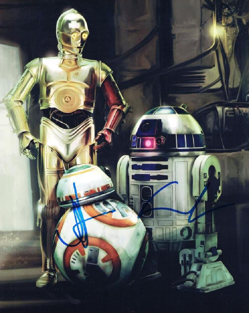 """""""STAR WARS: The Force Awakens"""" THE DROIDS!!"""