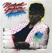 SHANE BOWDEN  Michael Jacksons Thriller ORIGINAL MM