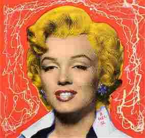 RINGO (DANIEL FUNES) - 'Marilyn Classic' Warhol/Kaufman