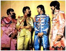 """The BEATLES"" - 'Sgt. Peppers' RARE Original"