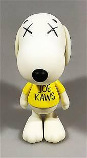 "KAWS - ""Peanuts Snoopy"" 'JOE KAWS' Replica Figure"