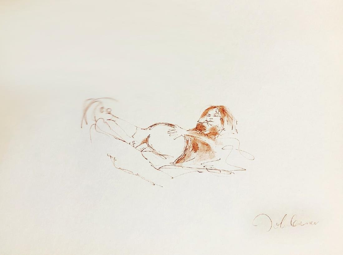 JOHN LENNON - 'Bag One' VIII RARE LE Lithograph - 2