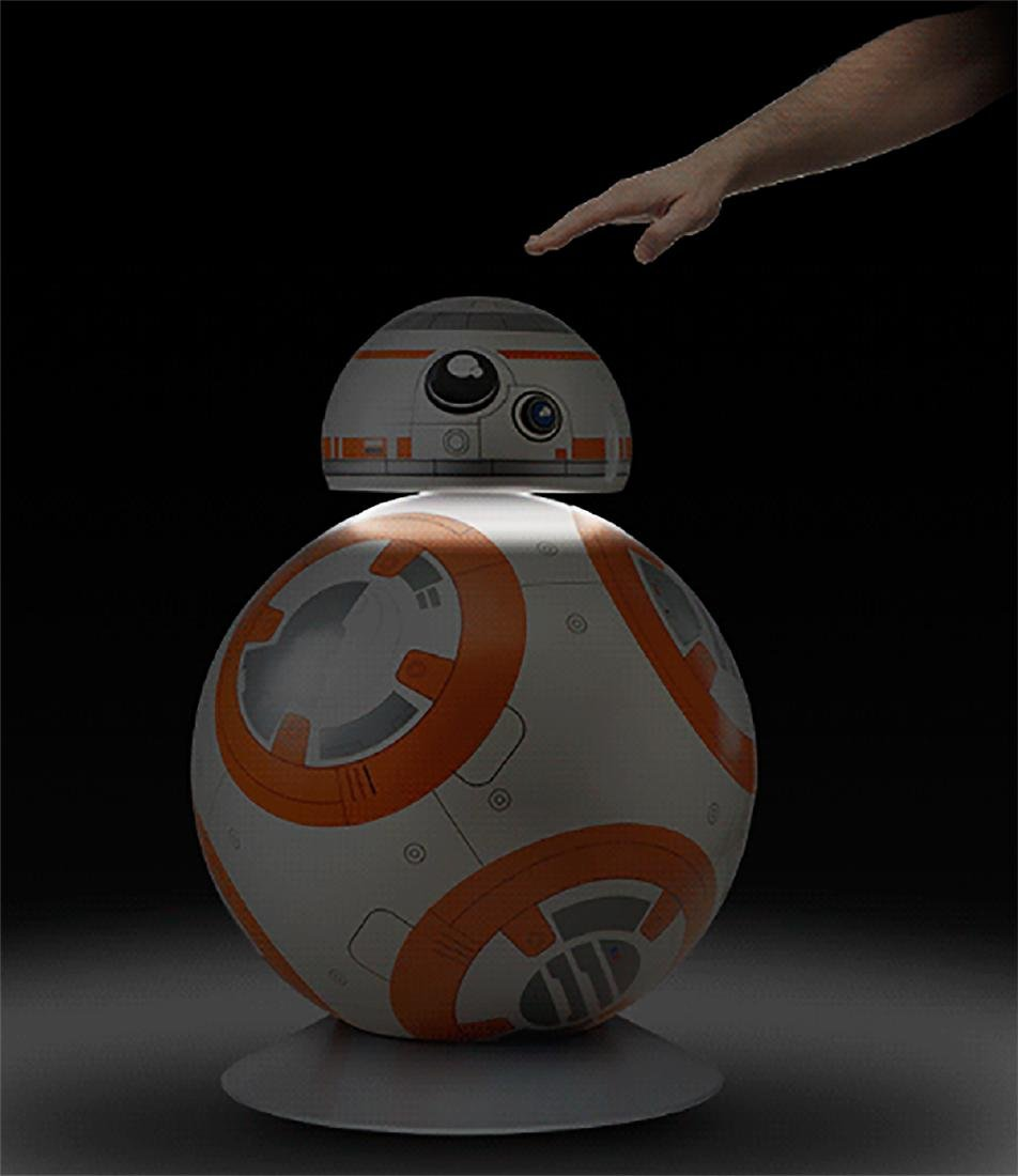 """""""STAR WARS: The Force Awakens"""" 'BB-8' Life-Size LED - 2"""