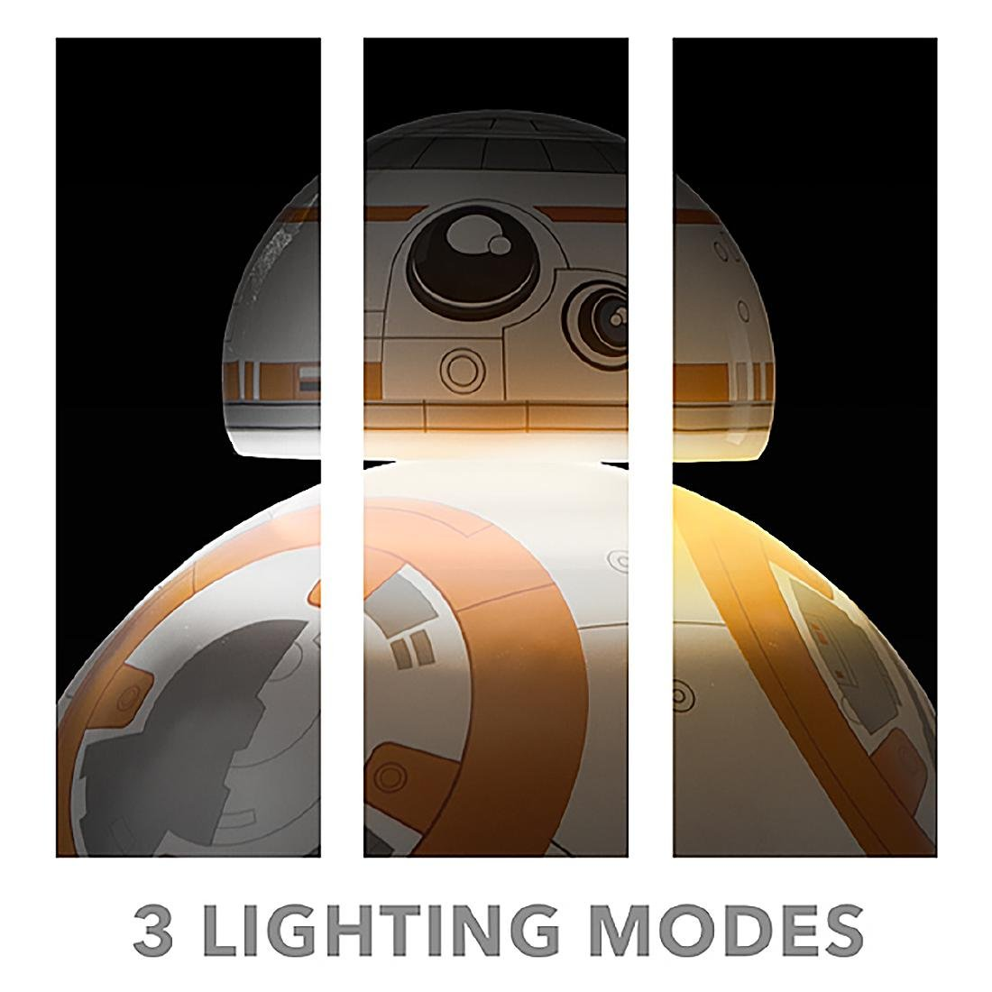 """""""STAR WARS: The Force Awakens"""" 'BB-8' Life-Size LED - 3"""