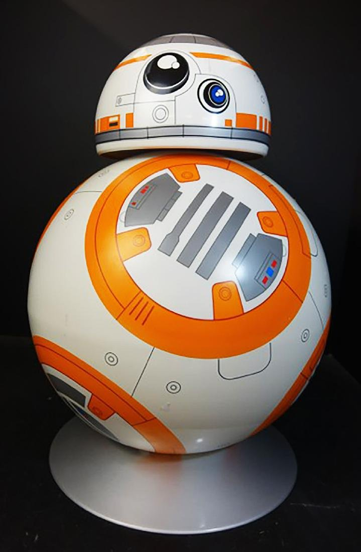 """""""STAR WARS: The Force Awakens"""" 'BB-8' Life-Size LED - 4"""