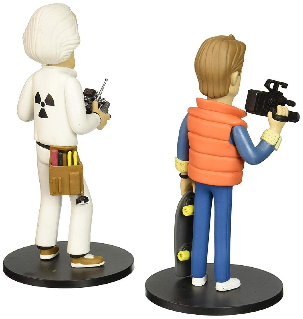 """BACK to the FUTURE"" - Funko Vinyl Idolz 'Marty' and - 2"