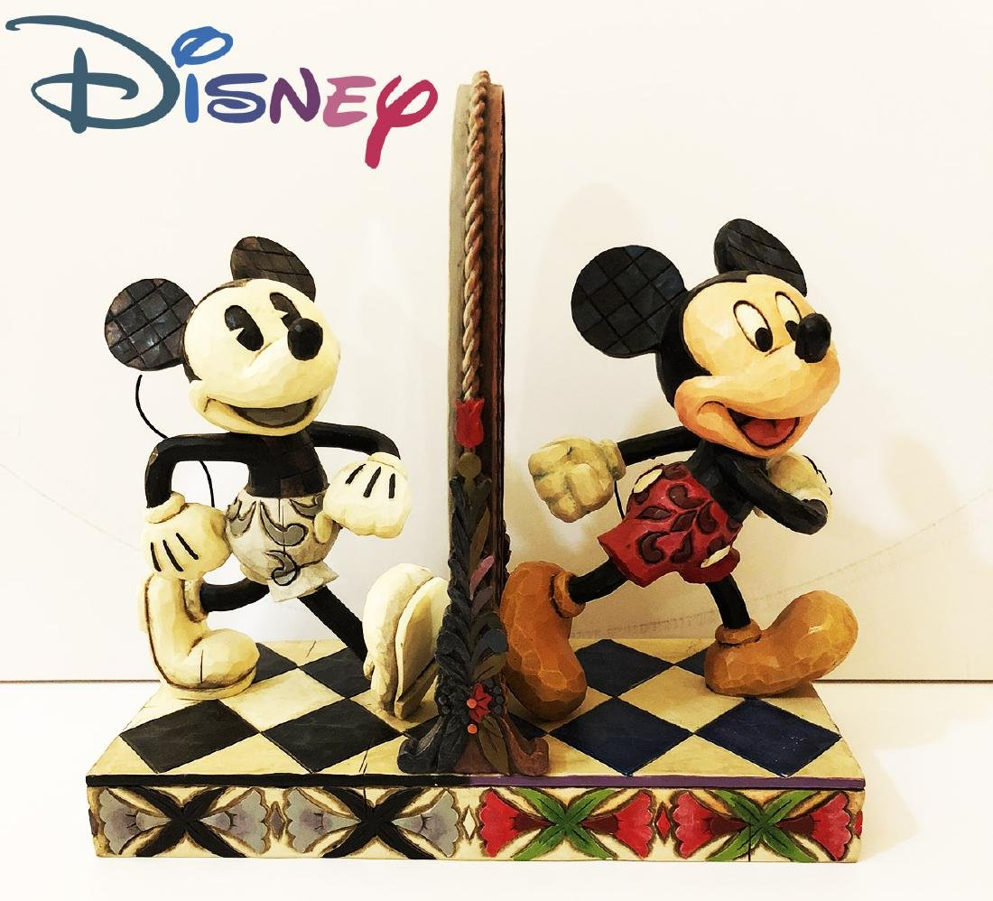 """DISNEY"" - 'Mickey: 80 Years of Laughter"" sculpture"
