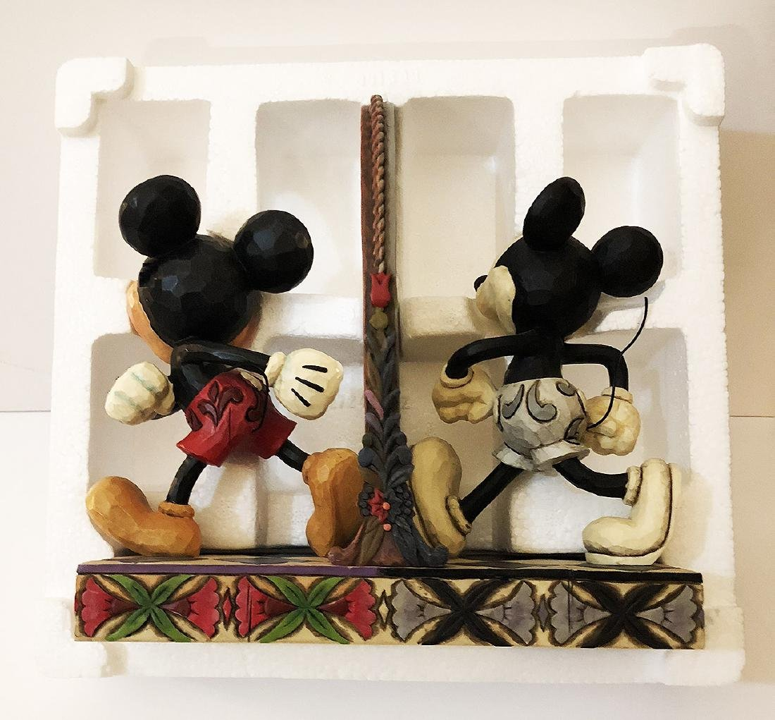 """DISNEY"" - 'Mickey: 80 Years of Laughter"" sculpture - 2"
