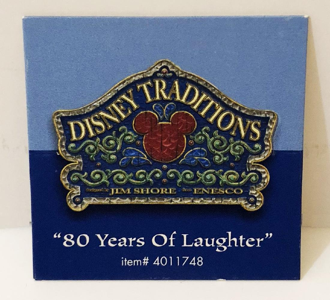 """DISNEY"" - 'Mickey: 80 Years of Laughter"" sculpture - 5"