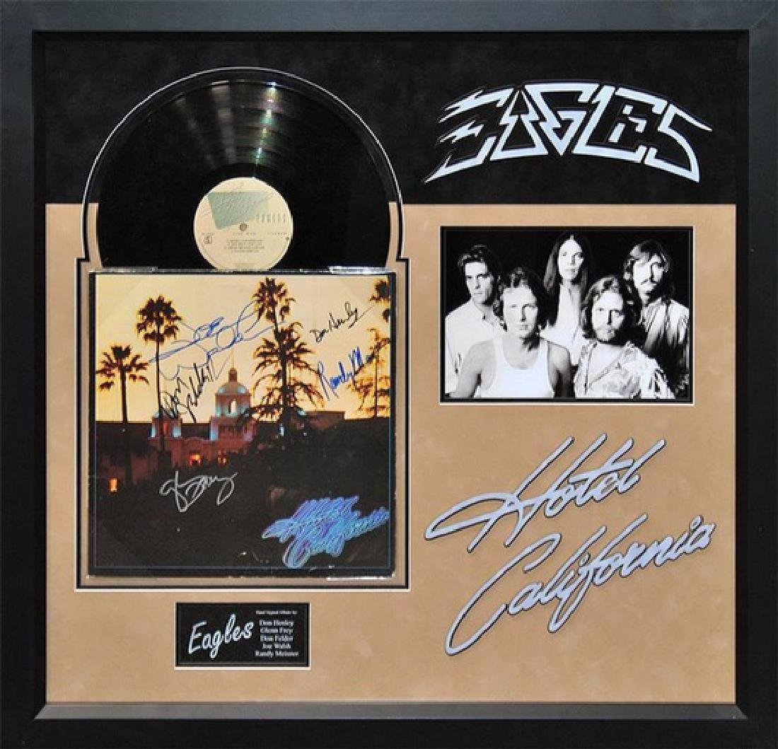 "Eagles ""Hotel California"" Album"