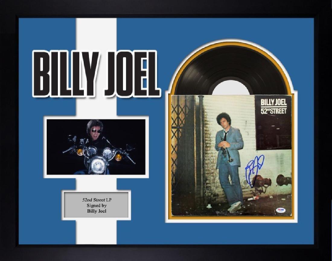 "Billy Joel ""52nd St."" Album"