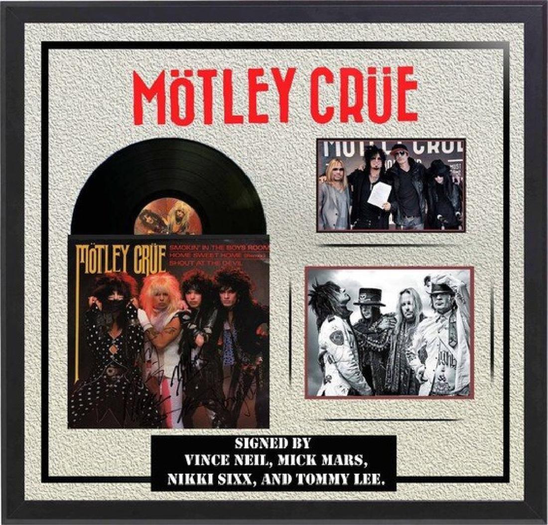 "Motley Crue ""Girls Girls Girls"" Album"