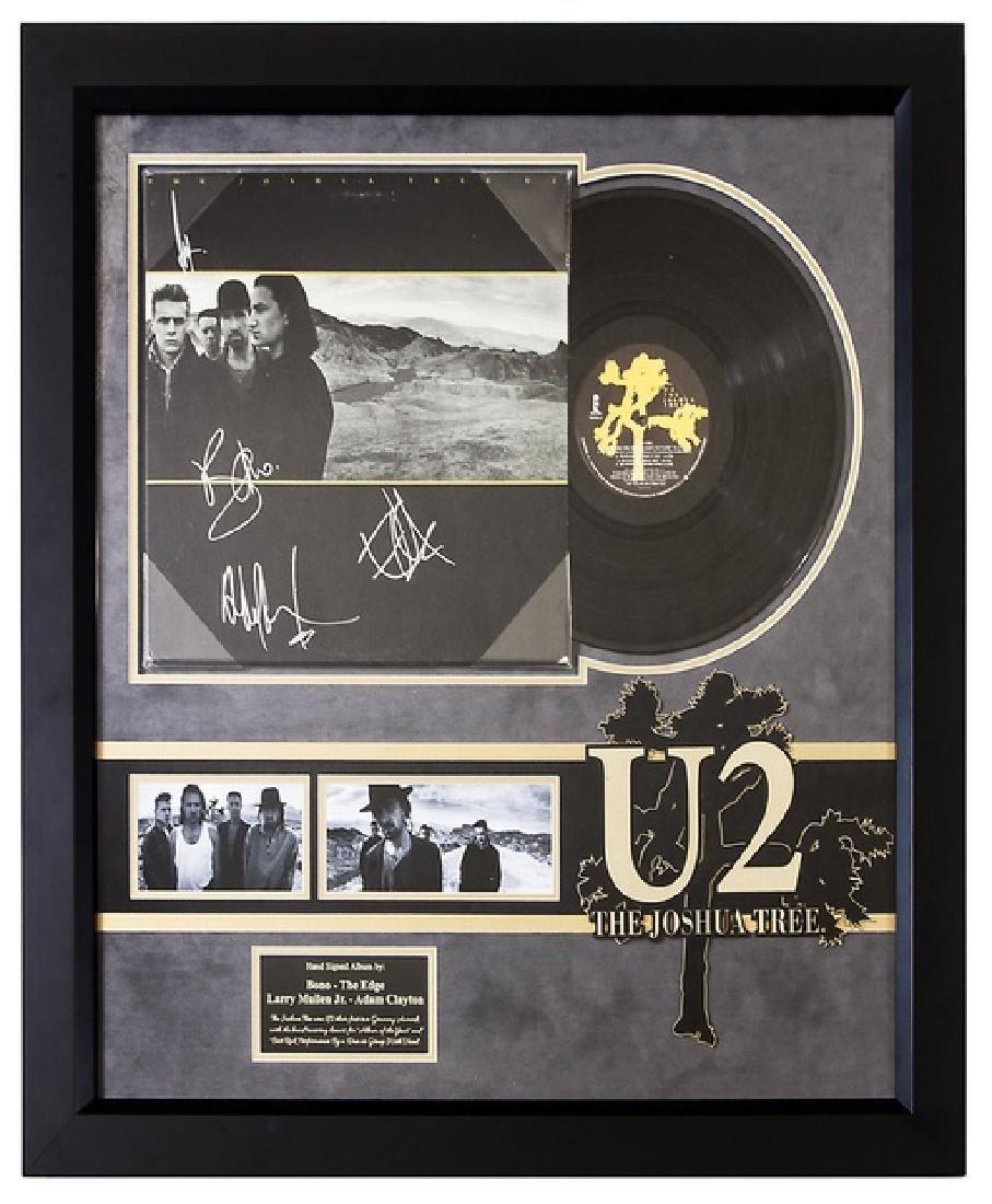 """U2 """"Joshua Tree"""" Album"""