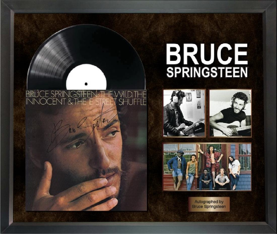"Bruce Springsteen ""The Wild, The Innocent and The E"