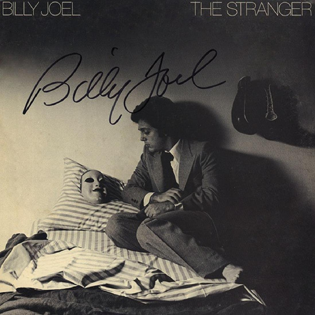 "Billy Joel ""Stranger"""