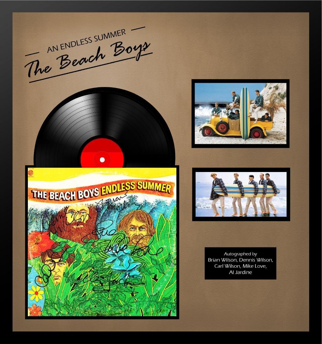 Beach Boys Endless Summer Framed  Album