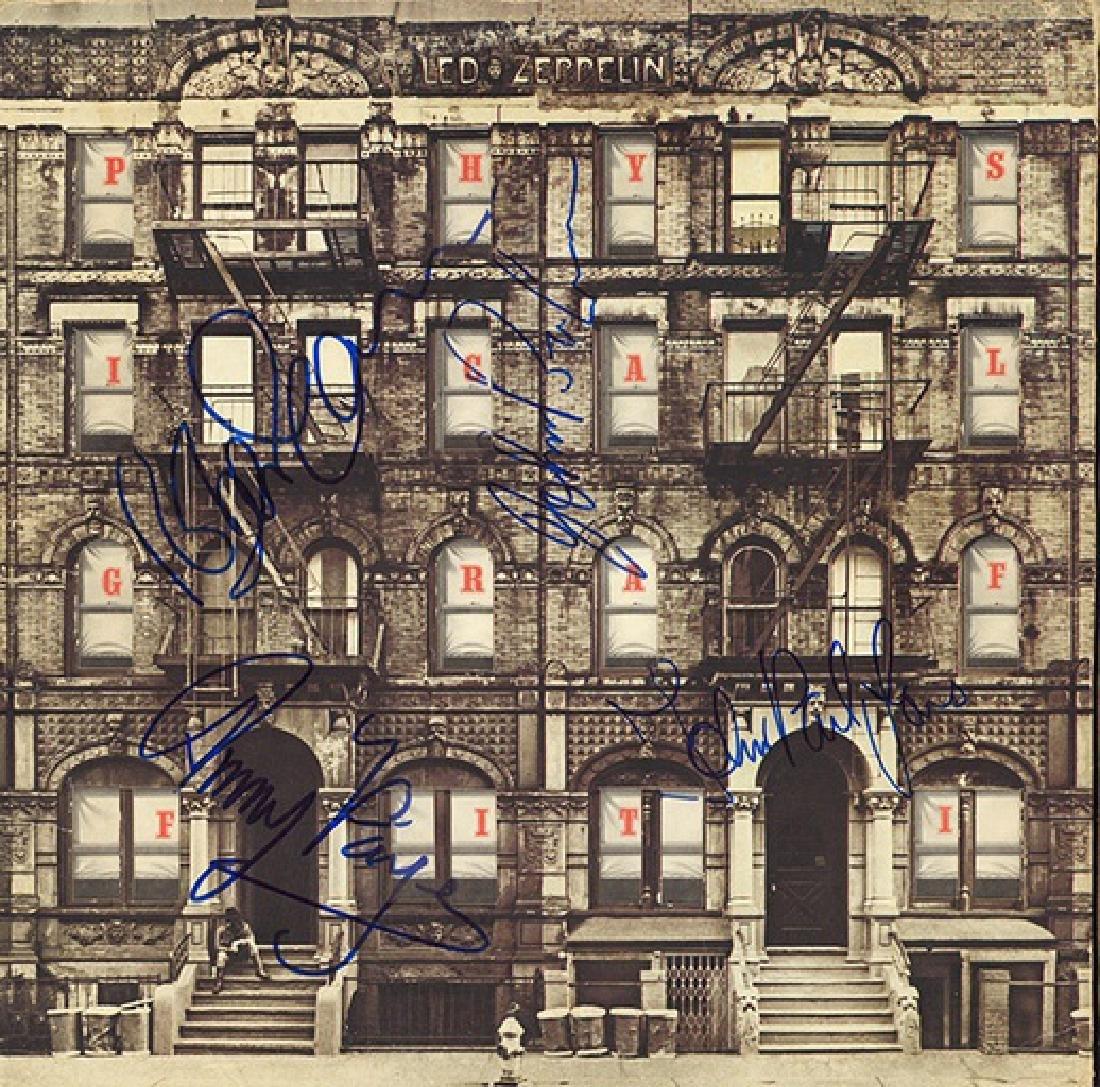 """Led Zeppelin """"Physical Graffiti"""" Album"""