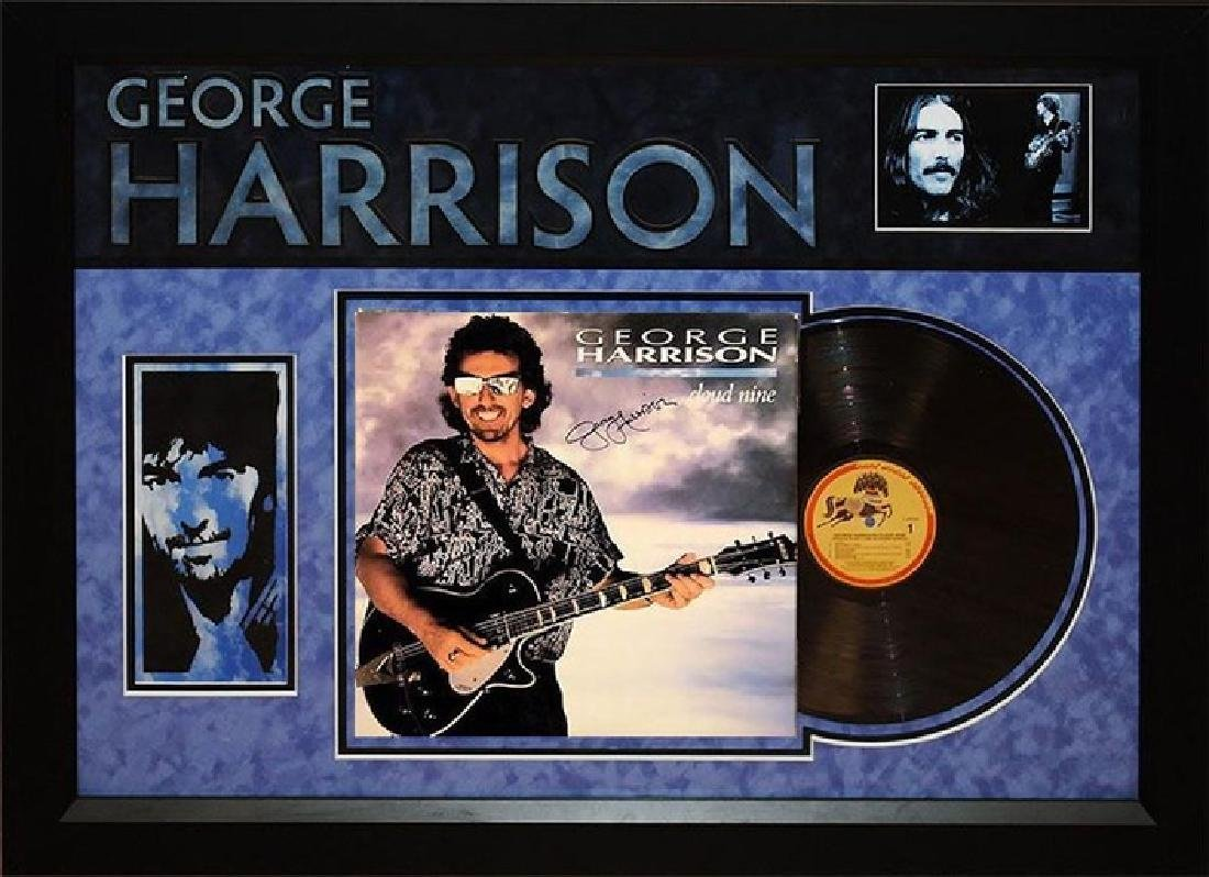 "George Harrison ""Cloud Nine"" Album"