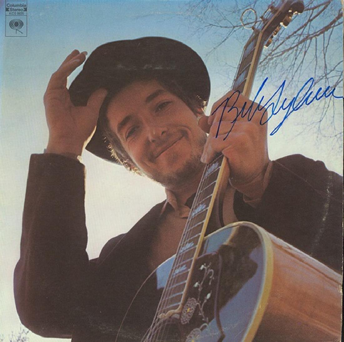 Bob Dylan Nashville Skyline Album