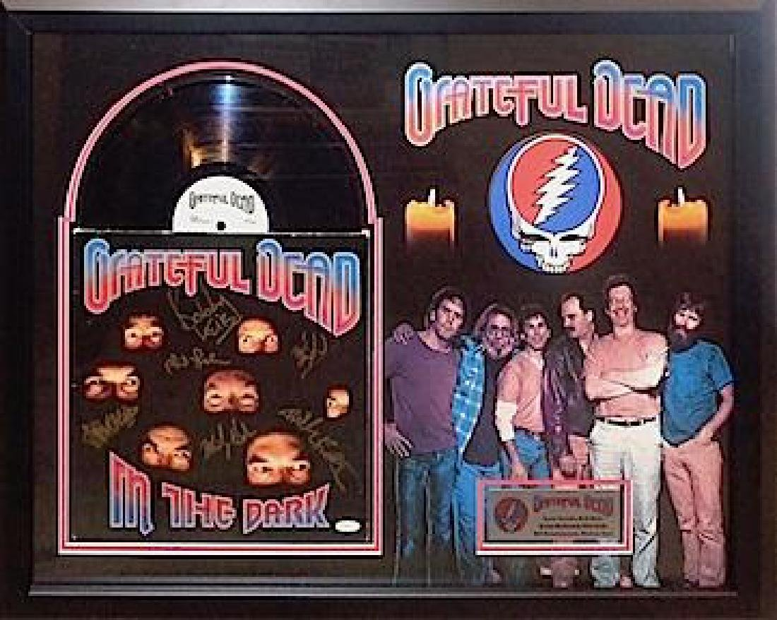 "Grateful Dead ""In The Dark"" Album"