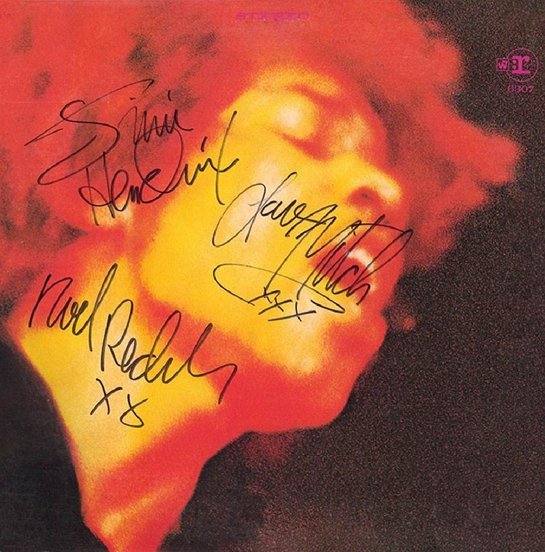 "Jimi Hendrix Experience ""Electric Ladyland"" Album"