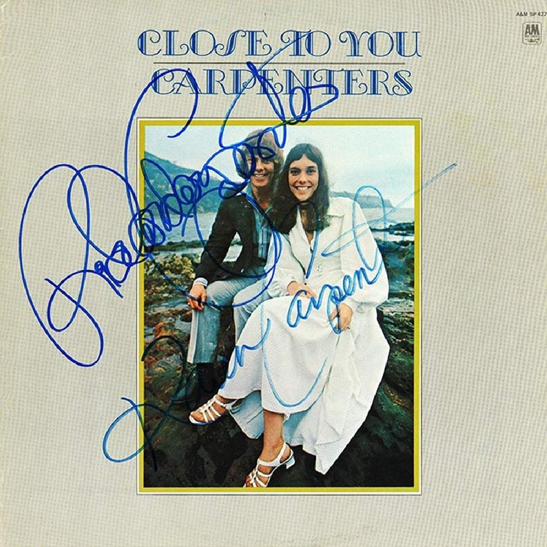 """Carpenters """"Close to You"""" Album"""