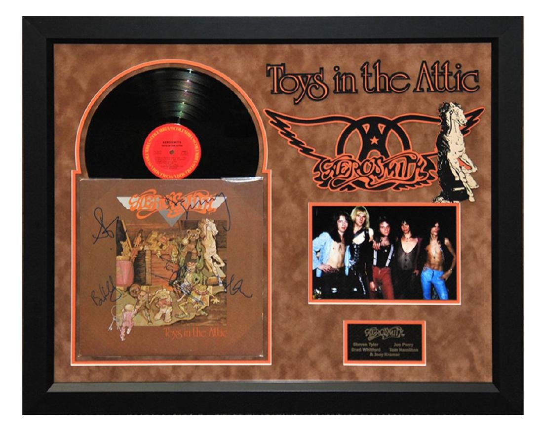 """Aerosmith """"Toys in the Attic"""" Album"""