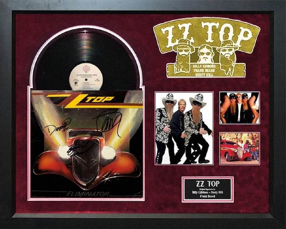 "ZZ Top ""Eliminator"" Album"