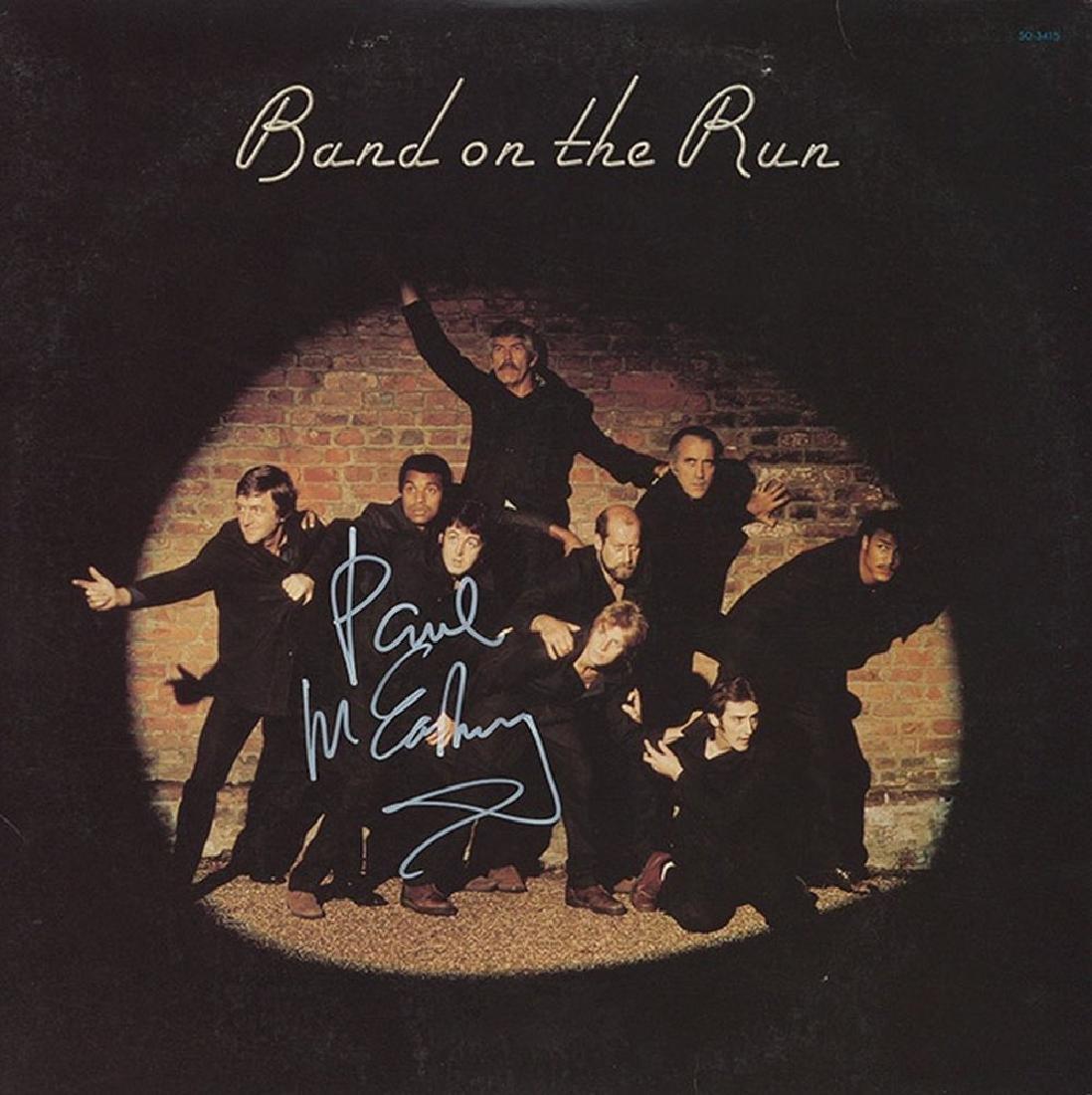 "Paul McCartney ""Band on the Run"" Album"