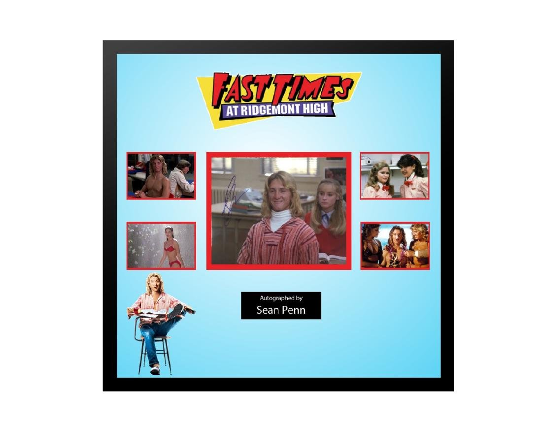 Fast Times at Ridgemont High Collage