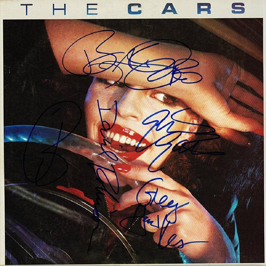 "The Cars ""The Cars"" Album"