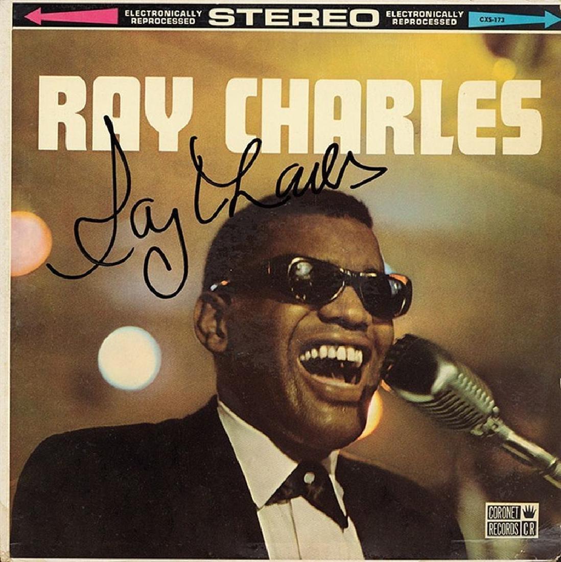 "Ray Charles ""Ray Charles"" Album"
