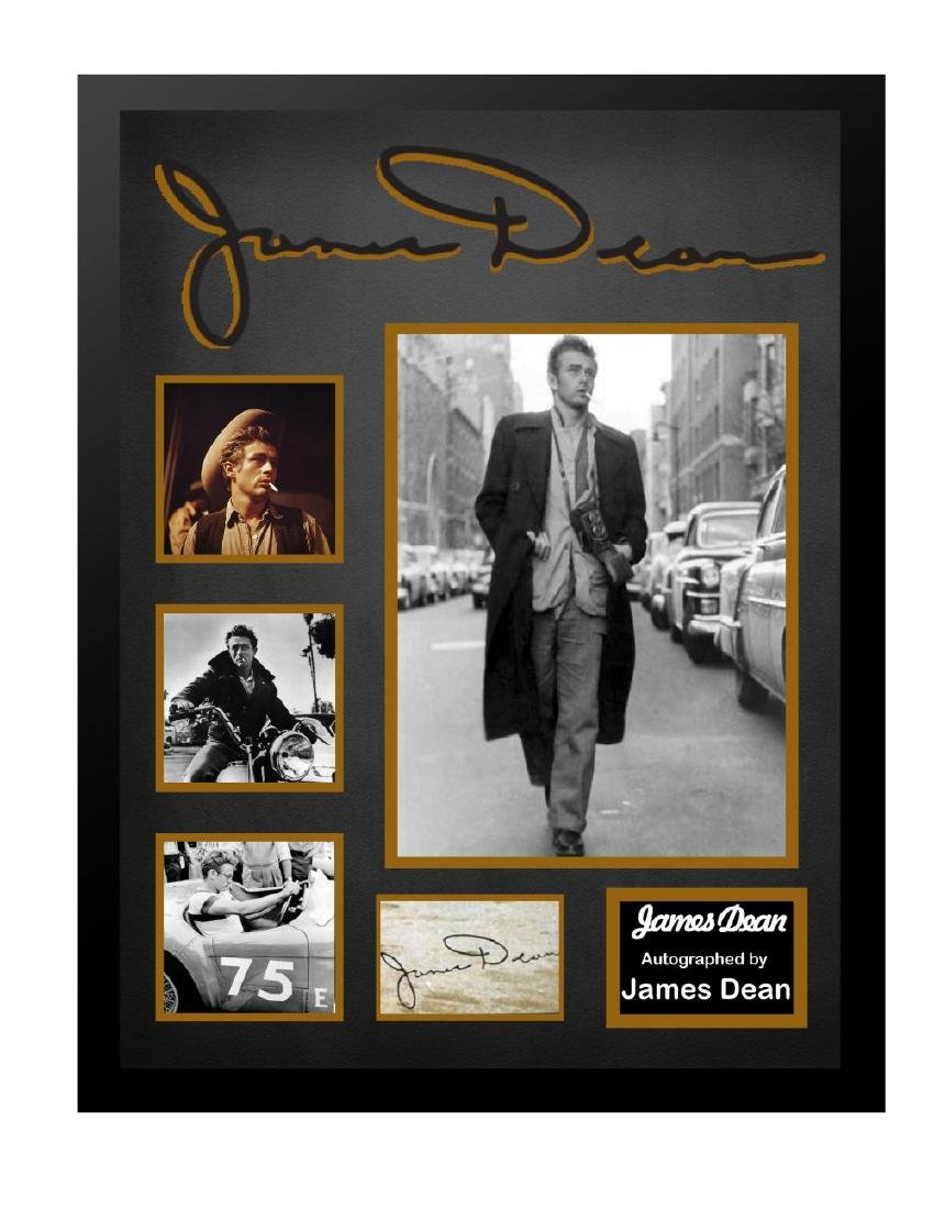 James Dean Collage