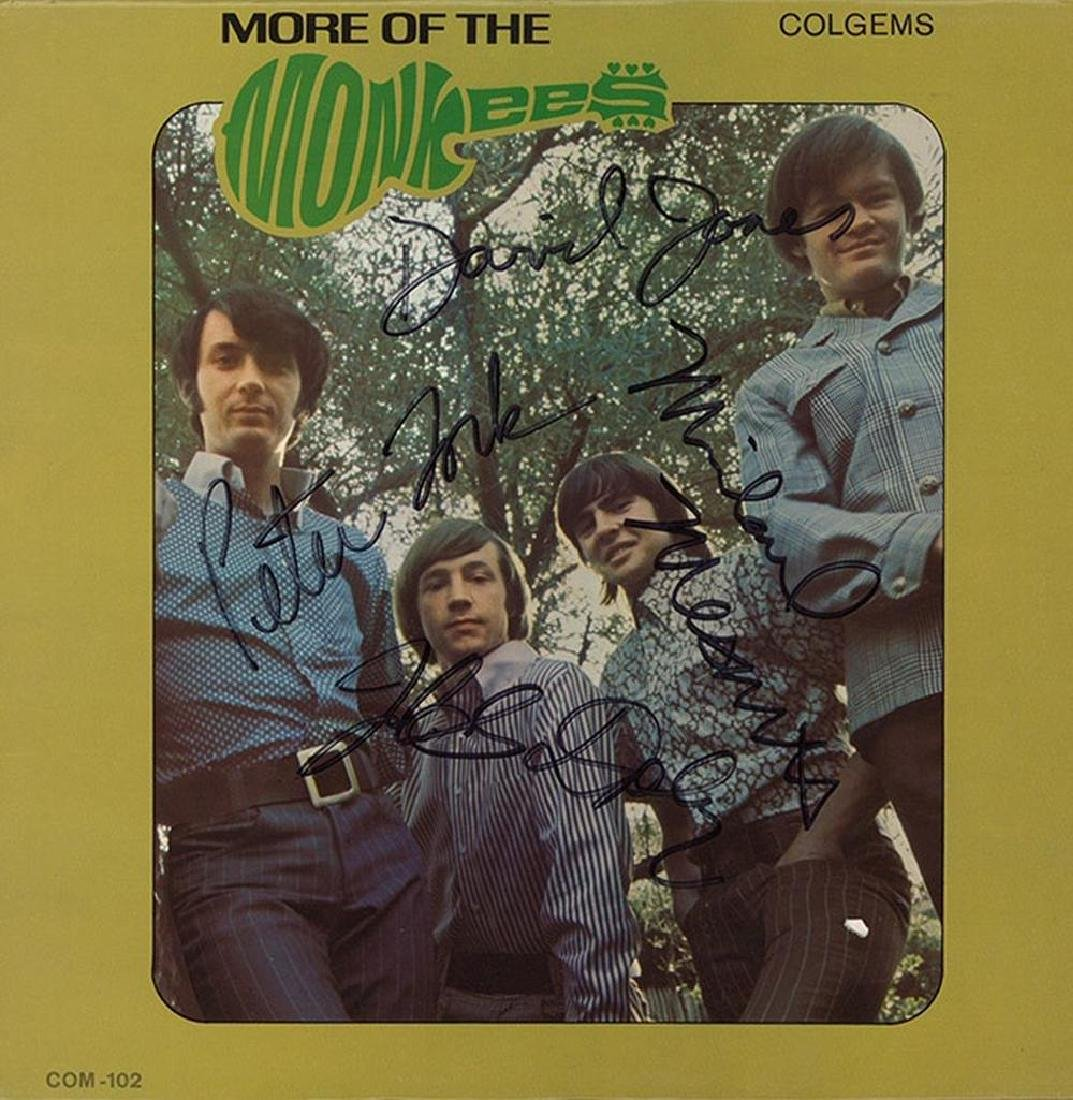 "Monkees ""More of the Monkees"" Album"