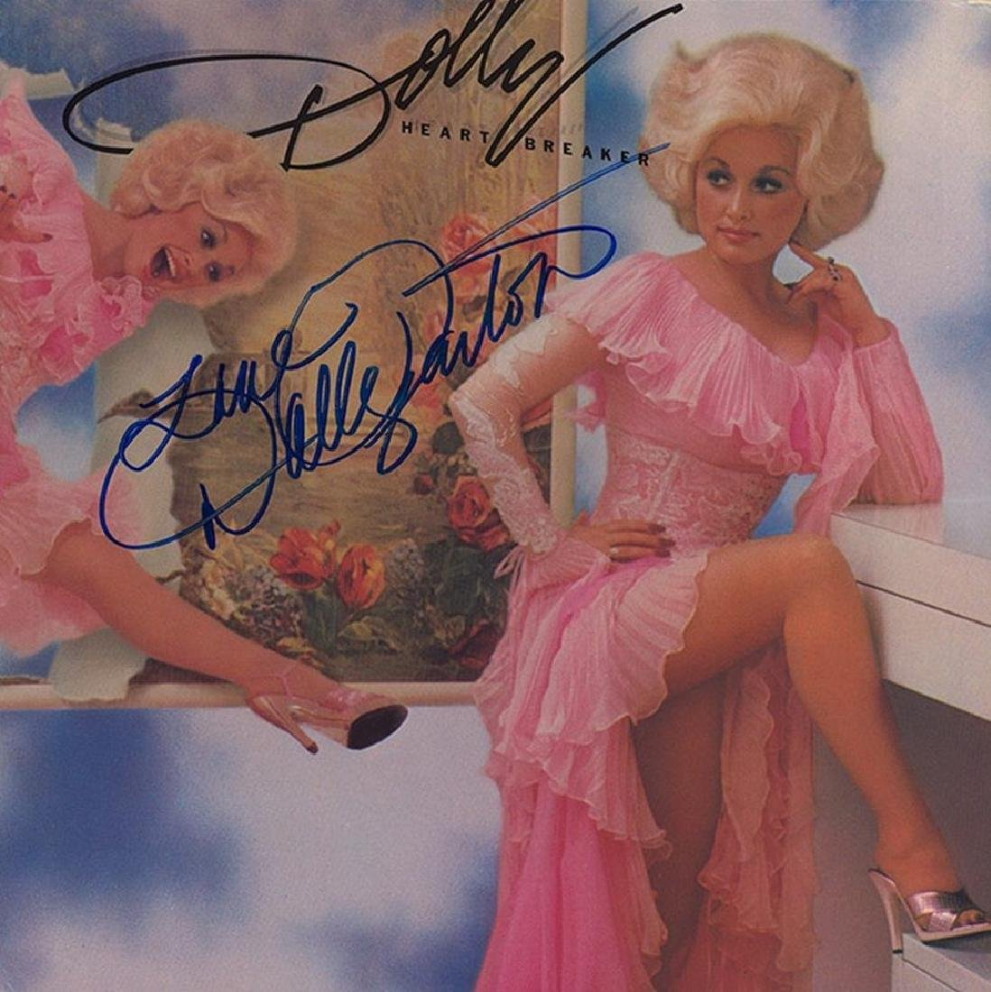 "Dolly Parton ""Heartbreaker"" Album"