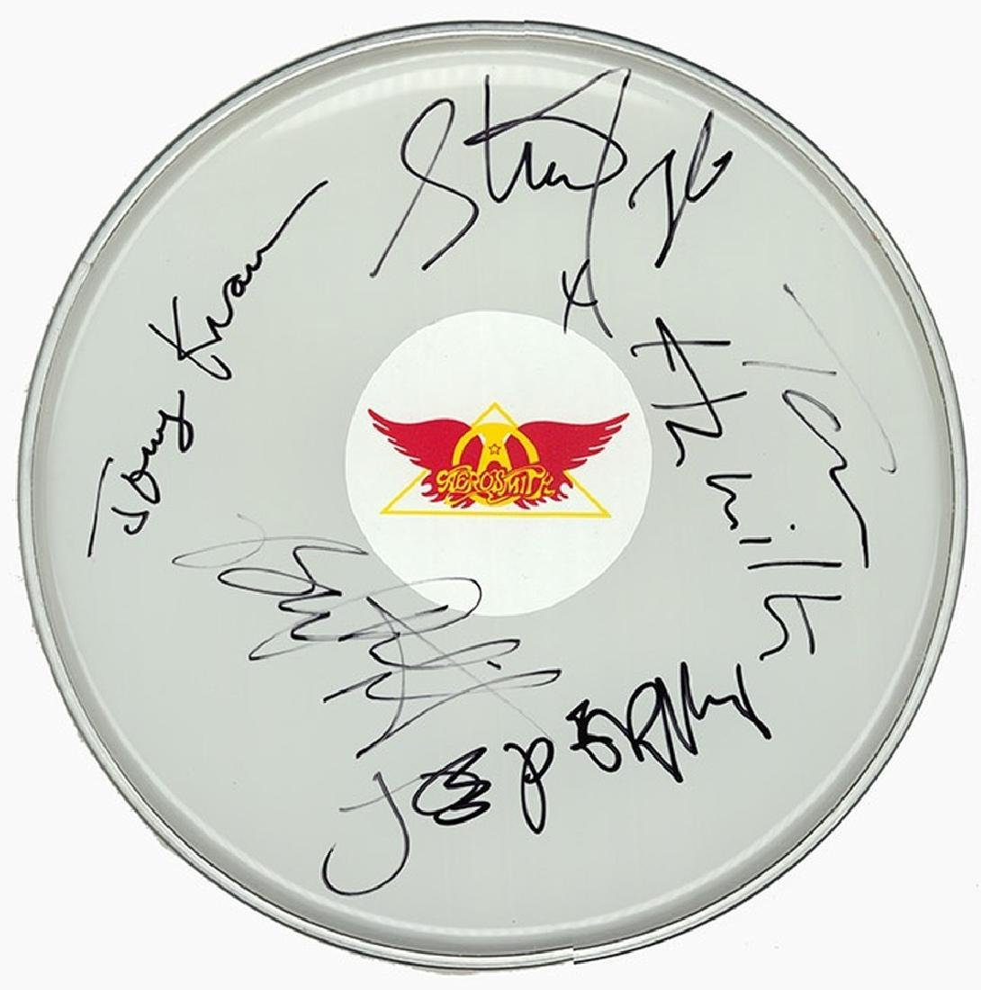 Aerosmith Drum Head