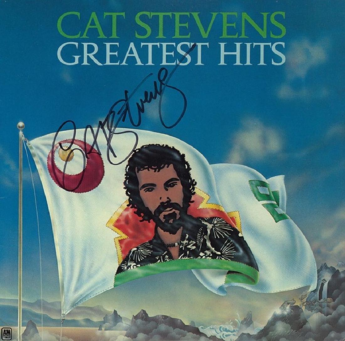 """Cat Stevens """"Greatest Hits"""" Album"""